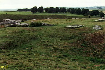 Arbor Low Stone Circle, Derbyshire