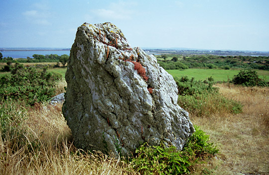 Trearddur Standing Stone, Anglesey