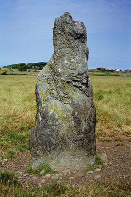 Ty Mawr Standing Stone, Anglesey
