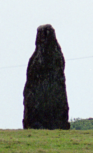 Pen yr orsedd 1 Standing Stone, Anglesey