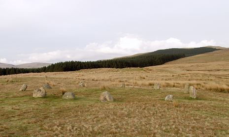 Blakeley Raise Stone Circle, Cumbria