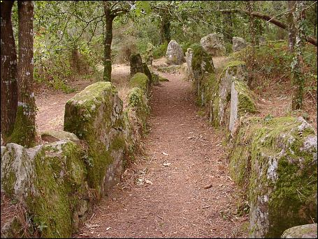 Luffang Passage Grave, Brittany