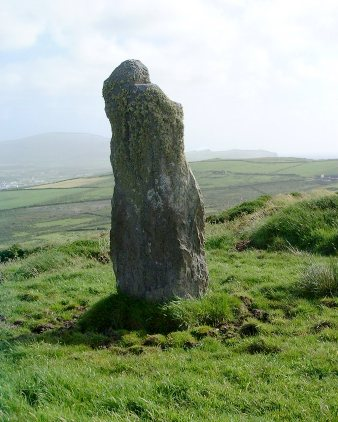 Cool Standing Stone, Kerry