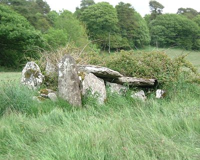 Inchincurka Dolmen, Cork