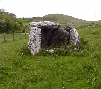 Great Ormes Head Dolmen, Conwy