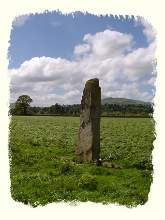 Dragon's Post Standing Stone, Denbigh